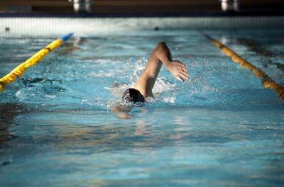Faire du cardio en nageant | Stimium Sport Nutri-Protection
