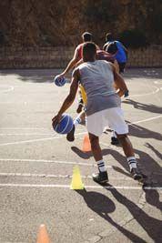 Préparation physique basket-ball | Stimium Sport Nutri-Protection